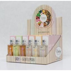 Expositor Balcao Perfumes...