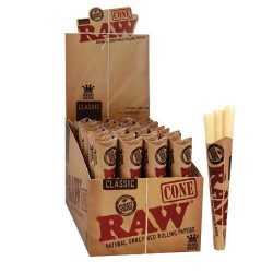Cones RAW King Size