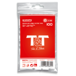T&T 8mm longo/100