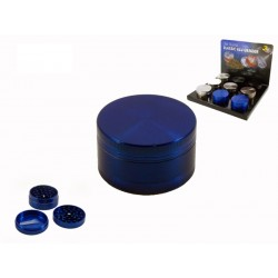 9 Grinder Metalico Azul AK...