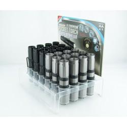 Lanternas Ultramax Aluminium