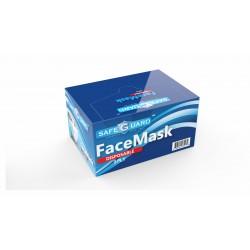 SAFEGUARD Máscara Facial de...