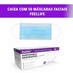 FEEL LIFE Máscara Facial de...