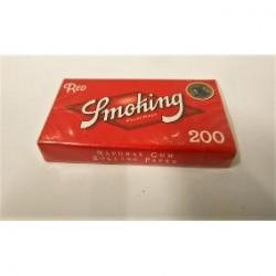 Smoking Regular Red Bloco 200