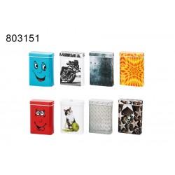 Caixas Metalicas - AK 80 3151