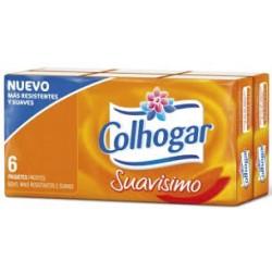 Lencos Papel COLHOGAR (Pack 6)